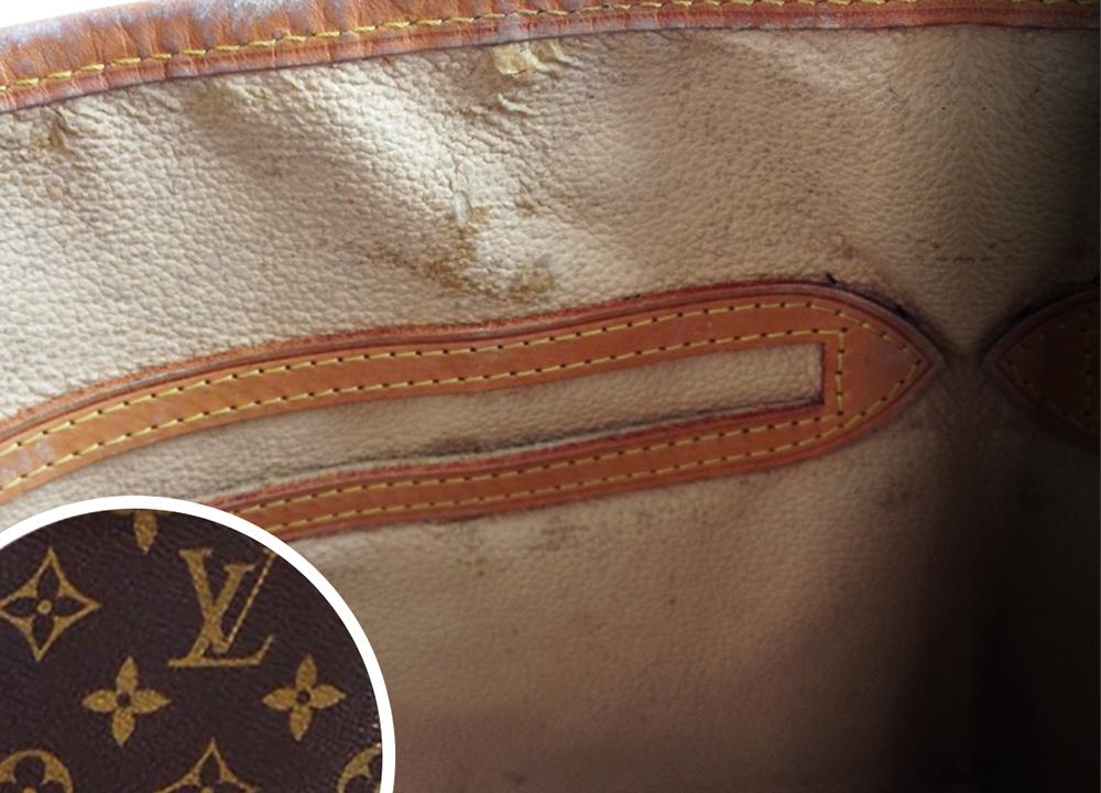 大事にしまっていたバッグの内側がベタベタ!ルイヴィトンによくあるトラブルのお手入れ方法は?