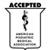 APMA(アメリカ足病学医師教会)から認証を受けました