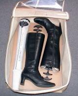 ブーツの保管
