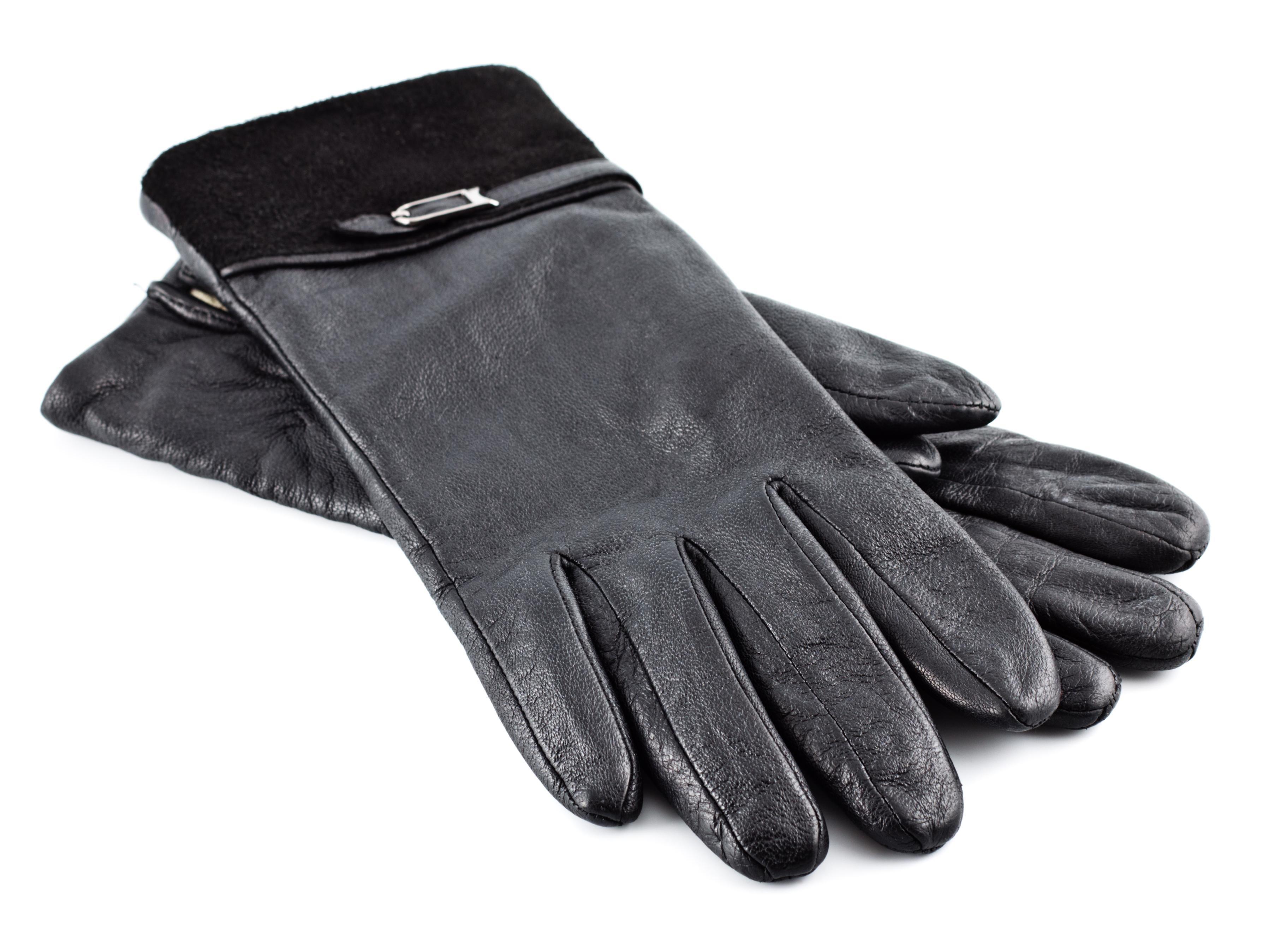 革の手袋ならではのタブー