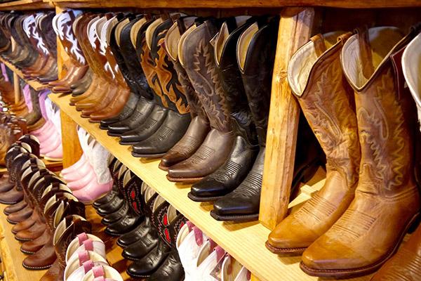 ブーツの保管・収納