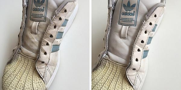 スニーカー革靴お手入れ