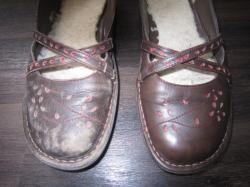 こんなくたびれた革靴も一挙よみがえりました!