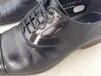 靴 お手入れ 防水スプレー