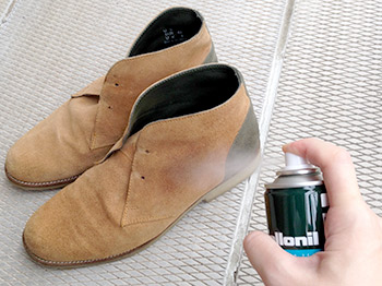 靴 お手入れ