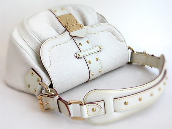 ルイ・ヴィトン ゴート(山羊革)を使ったスハリラインのバッグのお手入れのコツは?