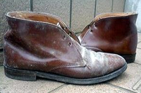 カビ トラブル 革 靴